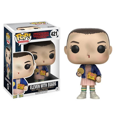 Funko POP Stranger Things Little Eleven Figure Doll Collection Toy PVC Action
