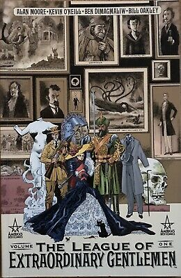 The League of Extraordinary Gentlemen by Alan Moore & Kevin O'Neill