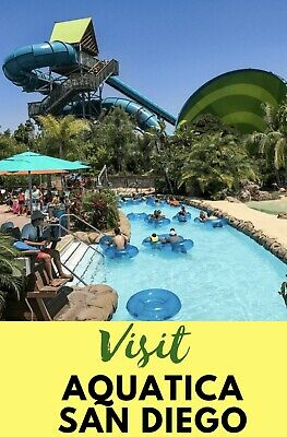 Aquatica San Diego Tickets Promo Tool Savings Discount + Kids Free 1 Day!