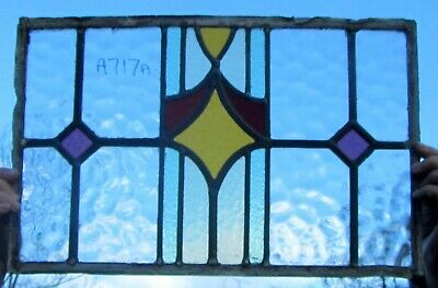 A717 a Ca 1920s   Stained glass