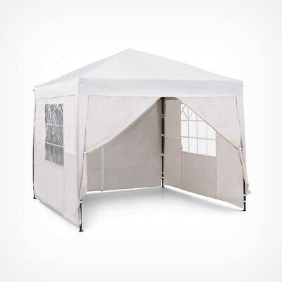 2.5M Pop Up Gazebo and Weights Garden Outdoor Waterproof Party Marquee Canopy