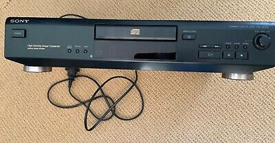 Sony CD Player CDP-XE300 (with remote) in Good Condition
