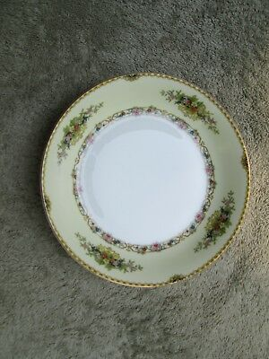 """Meito China Made In Japan The Malta 7.25X1 3/8"""" Soup Bowl Pre 1960 No Damage"""