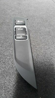 OEM 2013 BMW318D TOURING CENTRALINA CONSOLE ECO SPORT CONTROL 9252911-02k ENA87Z