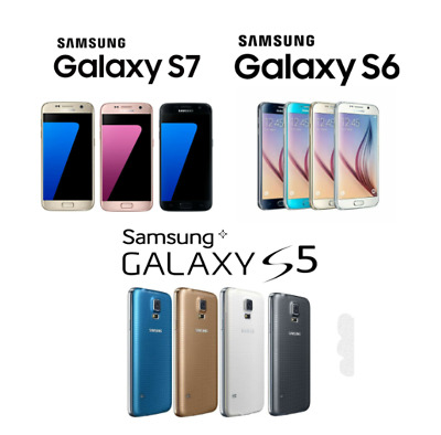 New Sealed Samsung Galaxy S7 Edge S7 S6 S5 Factory Unlocked 4G LTE Smartphone
