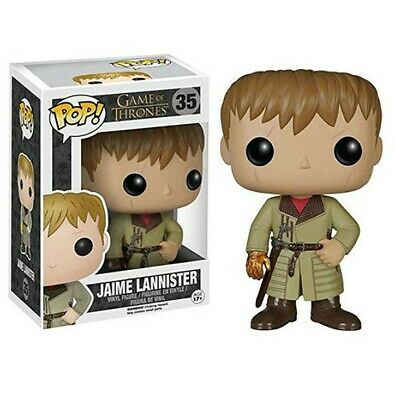 Funko Pop Game of Thrones JAIME LANNISTER Action Figure Model Pvc