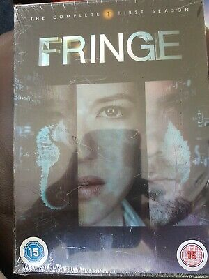 Fringe - Season 1 [DVD] [2009] NEW / SEALED  F1