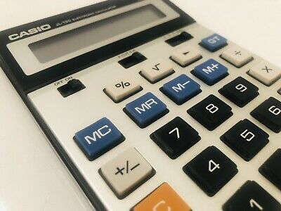 Casio JL-130 Electronic Calculator