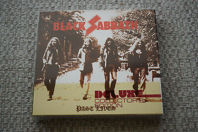 BLACK SABBATH - PAST LIVES - DELUXE COLLECTOR'S EDITION - 2 CDs