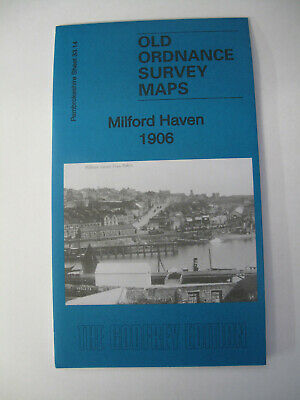 Map Of Milford Haven 1906 Sheet 33.14