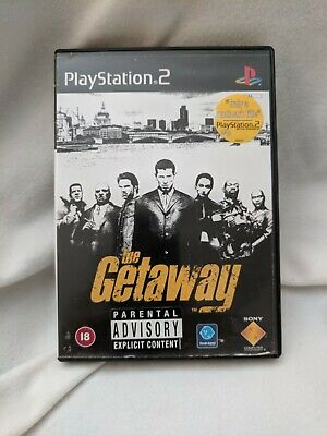 The Getaway PS2 classic game