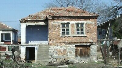 Bulgarian Property - Just 6Km From Sea - House For Renovation - NO RESERVE !!!