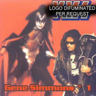 GENE SIMMONS @DEMOS CD-1 KISS (Alice Cooper/Twisted Sister/Montrose/Sammy Hagar)