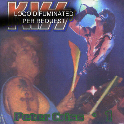 PETER CRISS @DEMOS CD-1 KISS (Chelsea/Lips/Great White/Whitesnake/Carmine Appice