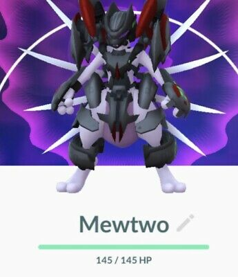 Armored Mewtwo Trade Pokemon Go (Registered Trade Only)