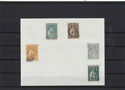 portugal ceres stamps ref 10956