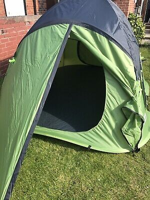 Eurohike Pop 400 Ds Tent 4 Man Pop Up Used Good Condition Quick Set-Up 3000M Hh