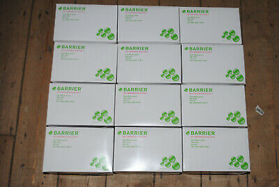 Job Lot Clearance 600 x Disposable Face Masks Green Surgical Dental Nail Salon