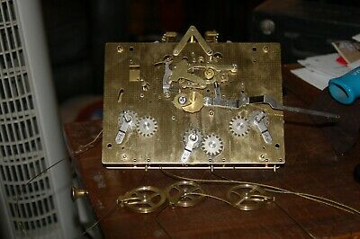 Howard Miller  Grandfather Clock Movement Mnfg.by Hermle