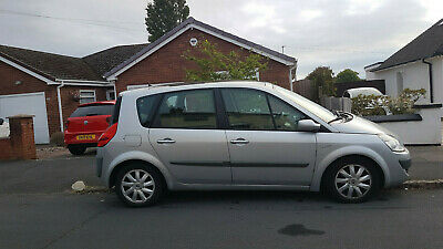 Renault Scenic 2007 1.6, 5 door immaculate, 72k, fsh, 1 lady owner since 2008