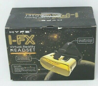 NIB Hype I – FX virtual reality headset compatible with all smart phone devices