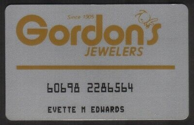 Gordons Credit Card >> 1950 51 Morris Jewelers Waco Texas Credit Card 501 Austin Ave
