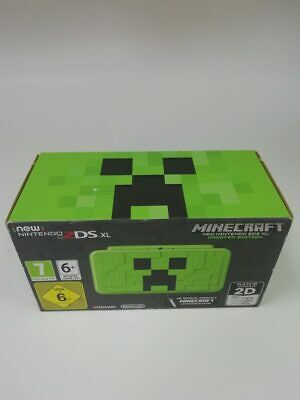 New Nintendo 2DS XL edicion Minecraft (t2904)