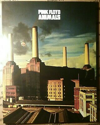 Pink Floyd Animals Songbook Piano Vocal Guitar Sheet Music No Tab.
