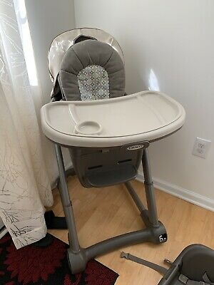 Graco Blossom High Chair Local Pick Up Only