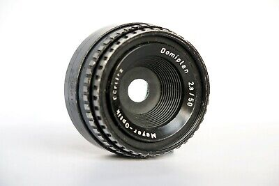 Domiplan 2.8/50 lens for SLR M42 mount Meyer-Optik Gorlitz