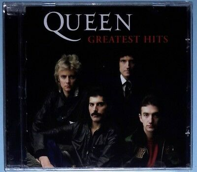 Queen Greatest Hits Cd 1981 - Best Of 2011 Remaster New Sealed Brazil Mega Rare