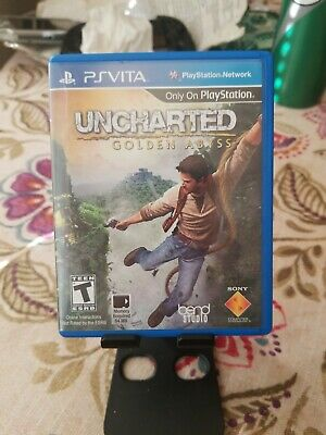 Uncharted: Golden Abyss PlayStation Vita For Ps Vita