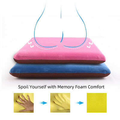 Soft Memory Foam Seat Cushion for Home Office Travel Car Seat Chair Sofa