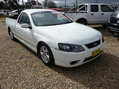 2007 Ford Falcon BF MKII XLS Ute 4.0 6cyl Auto Tidy Country Car