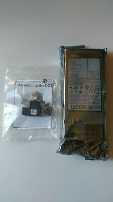 Dell 1100W DC 48V Hot Pluggable Power Supply 5G4WK W/ 6RYJ9