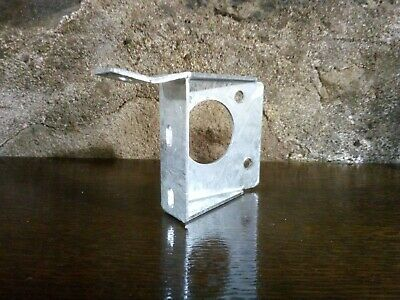 land rover series 3 steering box / bulkhead bracket brace LHD