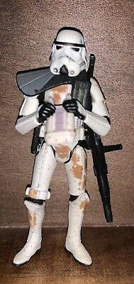 Star Wars Power of the Force Sand Trooper. Loose.