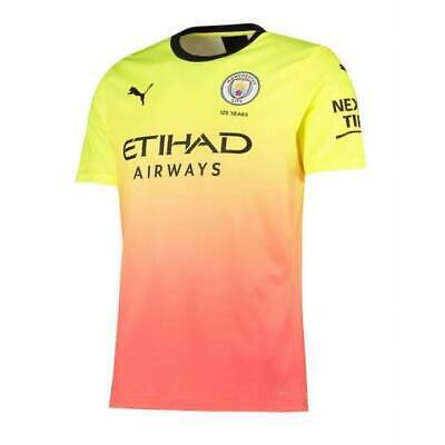 Puma Manchester City Third Shirt 2019/20 - Kids