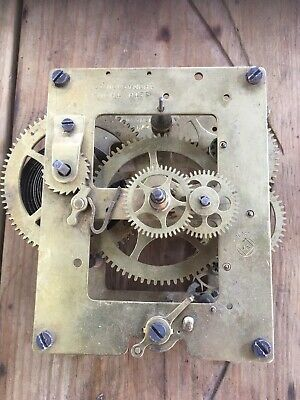 old clock mechanism