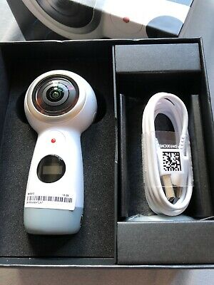 Samsung Gear 360 Camera 2017 Sm-r210 Dual Lens 4k VR Camera