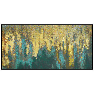 VV681 Modern Large Hand painted abstract oil painting canvas frameless
