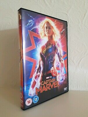 Captain Marvel [DVD] RELEASED 15/07/2019