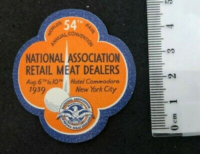 cinderella United States America National Association Retail Meat Dealers NYC US