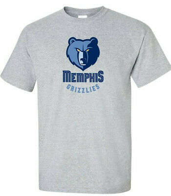 """ MEMPHIS GRIZZLIES ""   T SHIRT Basketball NBA inspired tee    AUSSIE SELLER"