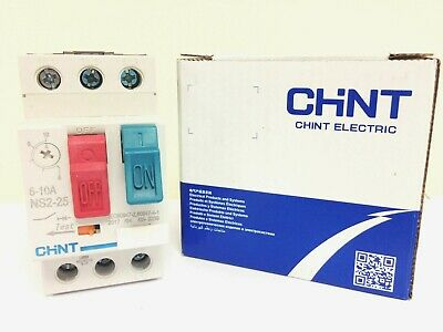 Chint 1-1.6A MANUAL MOTOR STARTER