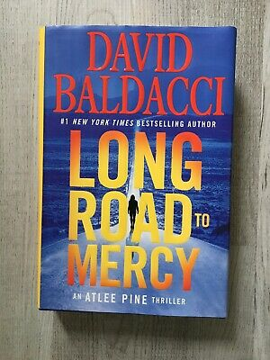 Long Road To Mercy by David Baldacci An Atlee Pine Thriller ( 2018 Hardcover)