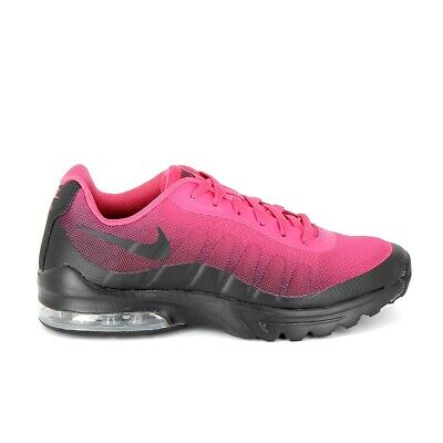 best place uk availability best shoes Shoe AH5261-600 RUSH PINK/BLACK GS Girls' Nike Air Max Invigor ...
