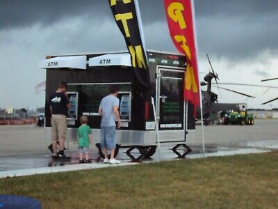 MOBILE ATM TRAILER - Including Existing ATM Mobile Route in Chicagoland Area