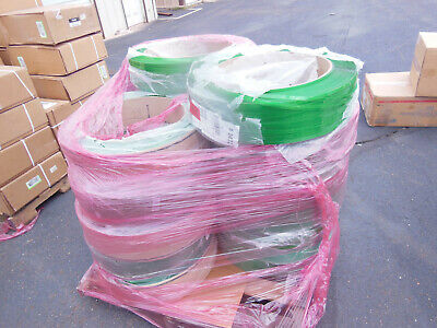7/16 x 9000 poplpropylene strapping