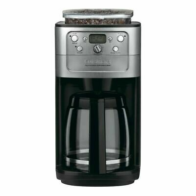 Cuisinart DGB-700BC Burr Grind & Brew Glass 12 Cup Coffee Maker box damage (wp1)
